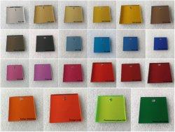 Material acrílico y 1-6mm de espesor de espejo de plástico con adhesivo