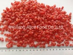 Venda por grosso de Morangos secos a Strawberry dice de cascas de matrizes de Morango