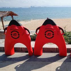 浜のレクリエーションの催し物のための電気Skimboardのウォーター・スポーツ装置