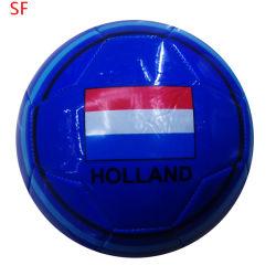 La machine en PVC brillant cousu Socer Ball