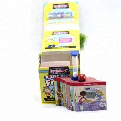 L'enseignement personnalisé Jeu de cartes de jeu intellectuel de l'impression pour les enfants