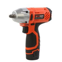 12V Llave de impacto inalámbricos Power Tool herramienta eléctrica llave eléctrica