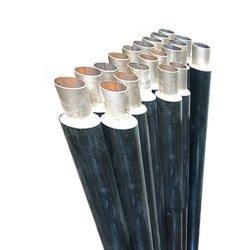 Steife Polyurethan-Rohr-Isolierungs-Polyäthylen-Verpackung