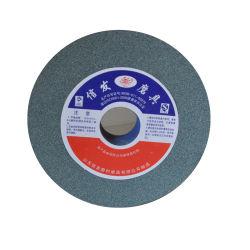 Glasfaserverstärkte Silikonkarbid-Schleifscheiben für Tischschleifer Dia Ist 8 Zoll