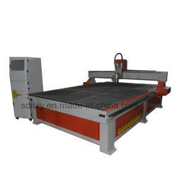 목공 기계 진공 테이블을%s 가진 절단 훈련 Sloting 기계장치를 새기는 목제 CNC 대패