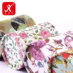 L'emballage du papier d'artisanat Boîte ronde de fleurs de thé café en poudre Caddy de vérin de l'emballage carton de fantaisie Tube en papier