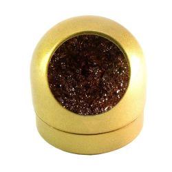 Acciaio di saldatura di vendita caldo di pulizia del pulitore di punta del ferro della saldatura della saldatura stabilita del basamento della sfera del filo di acciaio del metallo dell'oro