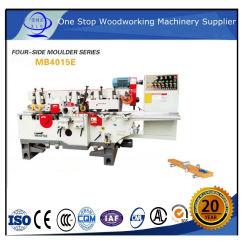 ماكينة تخطيط / مخطط ذات أربعة محاور للخدمة الشاقة مع خمس جواسل سعر معقول/ لوح قطع الخشب لأربع ماكينات قطع جانبية للأثاث آلات العمل الخشبية