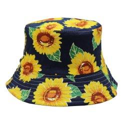Bon marché de gros logo personnalisé vérifié Hip Pop de la pêche de la plage de plein air Cap chapeau de godet