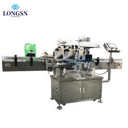 Gute Qualitätsvollautomatische runde Flaschen-Etikettiermaschine/Aufkleber selbstklebende Maschinerie