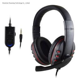 Kopfhörer mit Mic-Hifispiel-Kopfhörer-Computer-beweglichem Kopfhörer für PC PS4 xBox