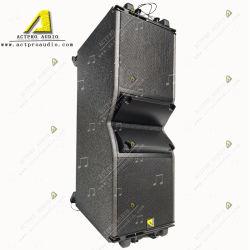 L'audio professionale Kr208 si raddoppia una riga teatro domestico da 8 pollici di multi media della strumentazione del DJ del suono dell'audio sistema dell'altoparlante di schiera
