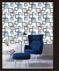 Interiore impermeabile Pancel della stanza della decorazione del salone di Wallcovering della decorazione domestica del PVC della carta da parati del documento di parete del vinile 3D