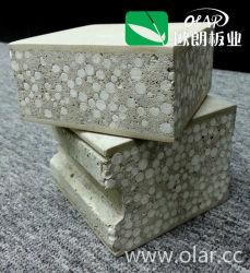 모듈 집을%s 시멘트 EPS 샌드위치 광고판