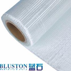 Pano de fibra de vidro plástico enfoque multiaxial TECIDOS TECIDOS TECIDOS Quadraxial triaxial