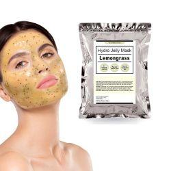 Il comedone facciale della mascherina della STAZIONE TERMALE DIY di alta qualità rimuove la spianatura di idro maschera di protezione della gelatina della mascherina della citronella molle della polvere