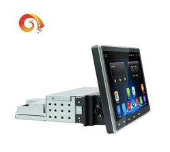 10 인치 Bluetooth 스크린 접촉 스크린 GPS 라디오 입체 음향 더 싼 싼에 보편 1명의 DIN 차 DVD 플레이어