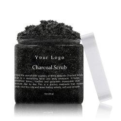 Carvão de bambu naturais OEM de sal e febre esfoliação facial