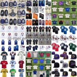 Großhandel Günstige Fußball Basketball Baseball Hockey Rugby Fußball Sport Shirts Team Trikots