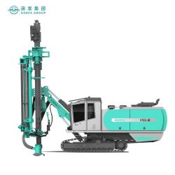Hfga-44 hydraulische Crawler Mijn boorgat DTH waterwells Boor/boorinstallatie