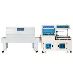 La contraction thermique en acier inoxydable automatique Shrink wrap machine de conditionnement