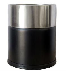 Der Qualitäts-Stahl mit Puder-Beschichtung-Hotel-Mülleimer