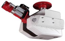 Target-Seeking automático de pulverización de agua del sistema de extinción de incendios