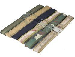 高い耐久の屋外の戦闘のSoliderのための戦術的な綿ベルト