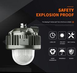 IP66 Marine Explosionsschutz Energieeinsparung Glühlampe Licht Explosionsschutz, gekappte Licht Halterung mit Glas, Wandhalterung