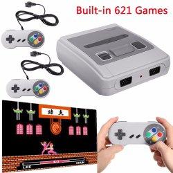 2020 Banheira Produto controlador de jogos 8 Bit 621 HD TV consola de jogos de vídeo Retro familiares jogo portátil Player