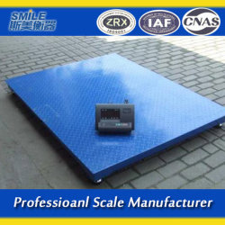 디지털 저울 기계 플랫폼 바닥 스케일 산업 중량 척도