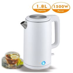 غليان الماء حتى 100 درجة منتج كهربائي مع قطع تلقائي وظيفة حفظ للشرب اضغط لفتح الغطاء لـ Smart مطبخ صغير