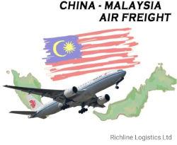 وكيل الشحن الجوي الموثوق به خدمة شينزين إلى ماليزيا