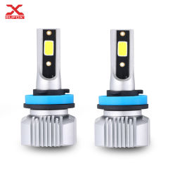 LED-lamp H4 H1 H11 H7 van de Auto Lighting Systems COB Chip voor Toyota Car LED koplampen