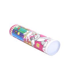 Lápiz redondo Embalaje PVC Tubo Tin