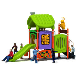 Parco bambini Baby Toy Slide Outdoor Playground Equipment in vendita