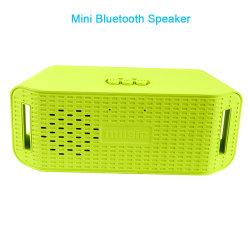 주문을 받아서 만들어진 오디오 음악 소리 가정 극장 시스템 Subwoofer 휴대용 무선 Bluetooth 소형 스피커 상자