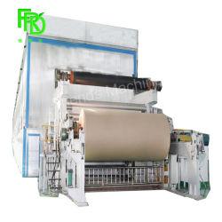 3200мм высокую скорость двусторонней печати Fluting гофрированный Kraft проверки гильзы рулона бумаги бумагоделательной машины бумага для печати бумага формата A4 бумагоделательной машины