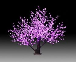 Jardin lumière-LED pêchers en fleurs, Arbre de Lumière (BW-E017)