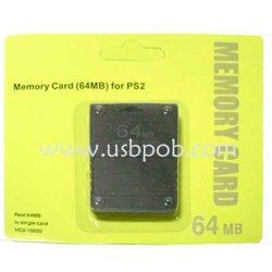 PS2 (R-PS2-0024)를 위한 메모리 카드