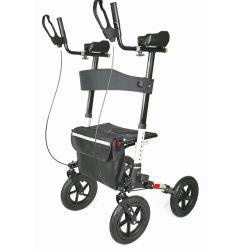 المعدات الطبية أدوات مساعدة على الحركة والتنقل للكبار من الألومنيوم القابل للطي
