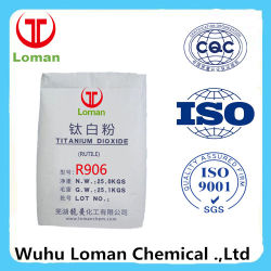 Revestimento Rutilo materias-primas pigmento de dióxido de titânio