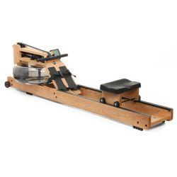 Alta calidad Home Fitness equipos máquina aeróbica agua de madera Rower Máquina
