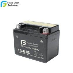 12V 5ahによって密封されるVRLAの手入れ不要の開始のオートバイ電池
