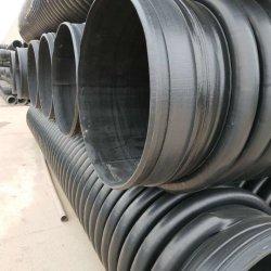 Nuevo producto de plástico Mayorista de PEAD DN400/PE Tubo de drenaje de riego de alta calidad de suministro de agua de Tubo Corrugado espiral Kts.