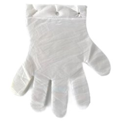 Одноразовые пластиковые защитные перчатки с точки и отверстия монтажной петелькой PE Одноразовые пластиковые кухонные водонепроницаемый очистка HDPE LDPE Кроме того вещевого ящика биоразлагаемых перчатки