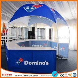 Les plus populaires de châssis en aluminium étanche dôme géodésique tente de publicité pour l'événement extérieur