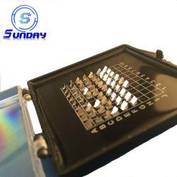 2mm tamanho Micro com Prisma de Ângulo Direito do Revestimento de Al refletora
