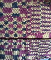 China Factory vendedor entrega rápida de cores de vários mecanismos Jacquard por grosso de lã de malha China