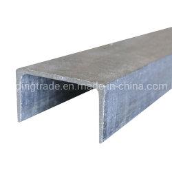Q235 Q345 горячей ближний свет оцинкованные стальные панели каналов для строительного материала